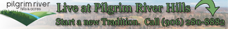 Reserve your Lot in Houghton Michigan at Pilgrim River Hills - 280-8882