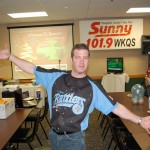 Christmas To Remember 2011 - Mark Evans of Sunny 101.9