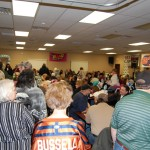 Christmas To Remember 2011 - Packed Audience