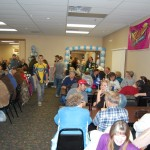 Christmas To Remember 2011 - Lot's of Attendees