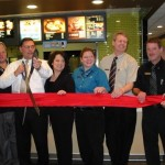 McD Ribbin Cutting