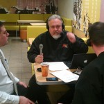 Owner Brain Wilson With Mark And Walt