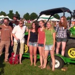 The Texaco Country Showdown winners