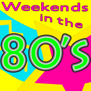 Weekends in the 80's on Sunny.FM