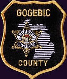 Gogebic County Sheriff's Department.