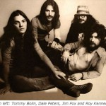 Photo courtesy of Tommy Bolin Archives