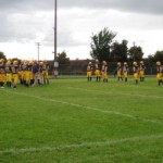The Negaunee Miners varsity football