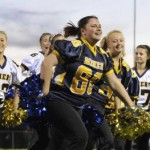 Photos from the Negaunee Miners vs the Gladstone Braves varsity football game