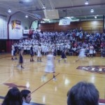 The Negaunee Miners are defeated by the Marquette Redmen 59-43 on Thursday, December 13, 2012 on Sunny 101.9 WKQS-FM