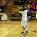 Negaunee Miners Boys Basketball VS Norway Knights on Thursday, January 17th, 2013 - Sunny 101.9 WKQS-FM