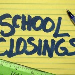 SCHOOL CLOSINGS FOR 1/22/13.