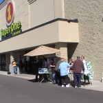 Grand Re-Opening Super One Foods in Negaunee-067