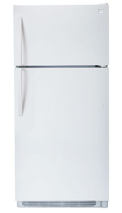Sears Kenmore White Fridge_R