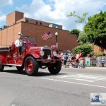 Marquette Fire Department  - Classic Fire Engine
