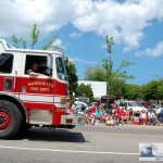Marquette Fire Departement - Mayor Frank P. Sciotto Truck