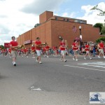 Marquette Senior High School Marching Band - Brass