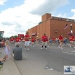 Marquette Senior High School Marching Band - Horns