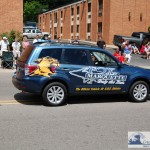 Official Vehicle of N.M.U. Athletics
