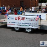 Goto WRUP.com and Likes Us for a Chance to Win a FREE Lunch (or a $2000 Tractor)
