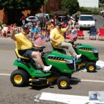 Sunny Morning Show on Riding Mowers (you can win!)