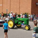 John Deere Tractor Driven by Bill D
