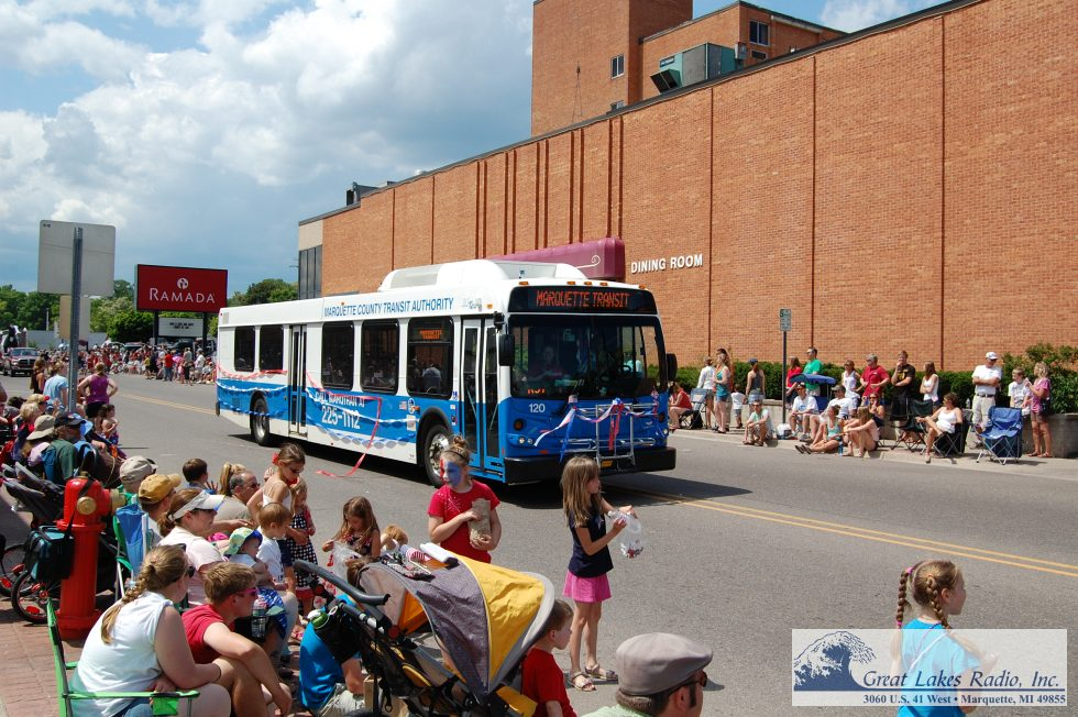 2013 - 4th of July Parade - Marquette, Michigan