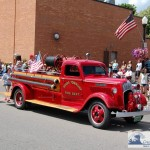 Sands Township Classic Fire Truck