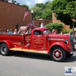Marquette 1937 Township Fire Truck