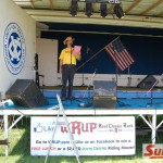 Debbis Was MC for the Sunny.FM Texaco Country Showdown