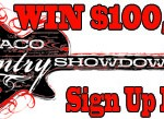 Win $100,000 at the Texaco Country Showdown