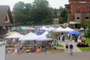 Downtown Marquette Farmer's Market