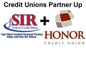 Credit Unions Announce Merger.
