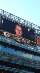 Chester Marcol:  Former Packers place-kicker from 1972-1980