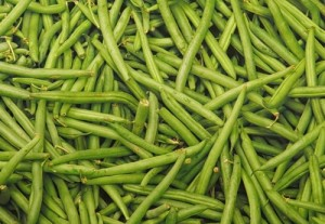 Healthy green vegetables have little sugar in them