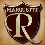 The Marquette Royales Hockey Team.