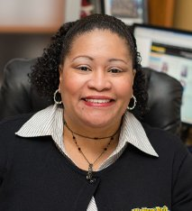 Shezwae Fleming, Dir. Center for Diversity and Inclusion at MTU.