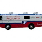 Upper Peninsula regional bloodmobile