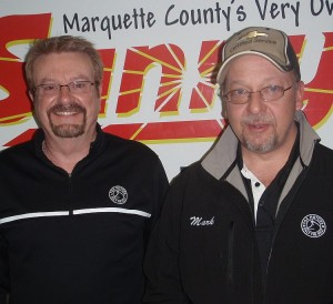 FOX Negaunee GM Bob Hanson and Service MGR Mark Miller.