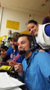 Negaunee Miners Boys Basketball vs L'Anse Purple Hornets on Sunny.FM