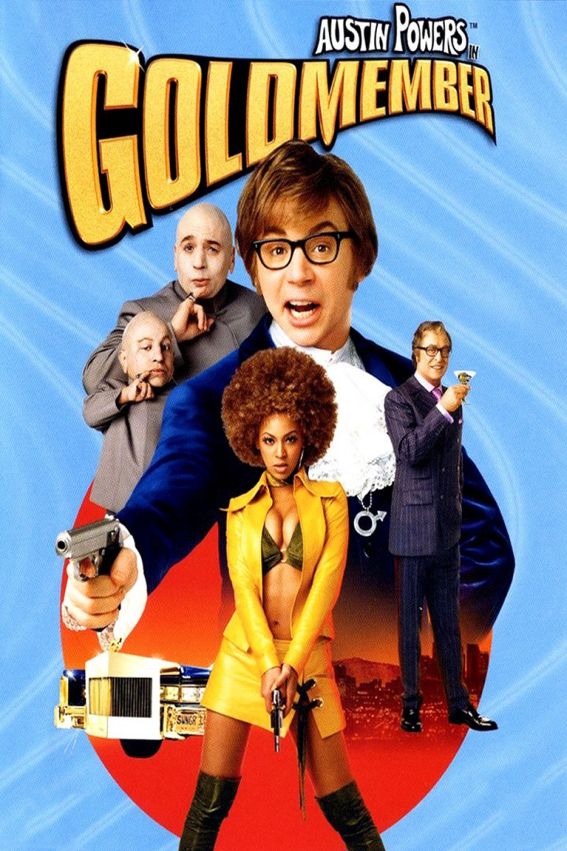 Title Austin Powers in
