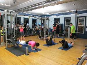 Synergy Fitness Gym Marquette Michigan