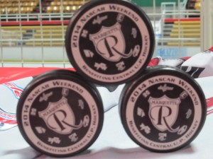 Collectable Pucks