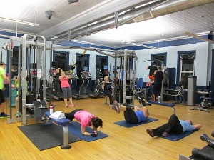 Synergy Fitness strength clas