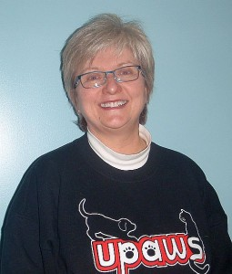 Ann Brownell, UPAWS Community Outreach Coordinator.