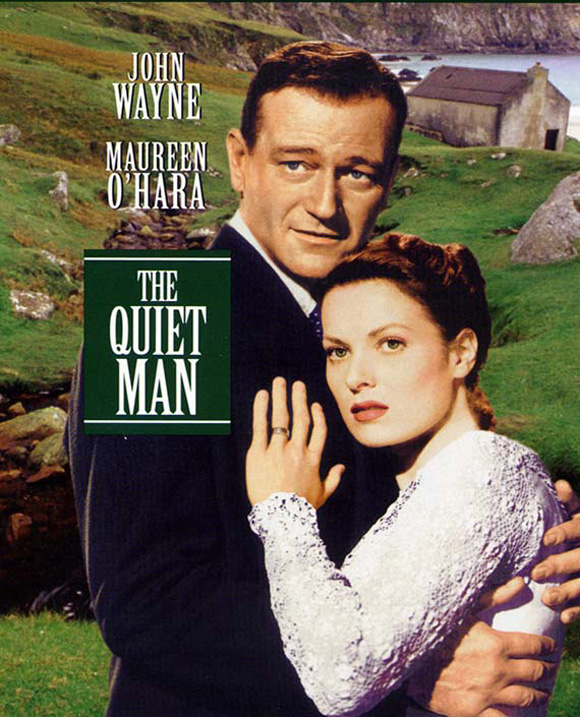 john o hara the ideal man Not for the first time michael mcadam - the man with a passion for the cinema and films that hit at the heart - will be putting on the quiet man, starring john wayne and maureen o'hara.
