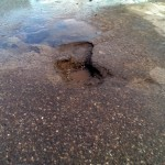 2014 Spring Potholes Marquette County Michigan 12