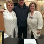 Thank you Opticians Wendi and Tammy. You guys rock!
