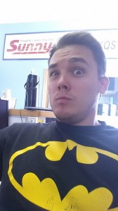 I'm not saying that I'm Batman... but have you ever seen Batman & me at the same time?