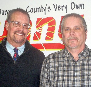 Rich Rossway & mark Holliday of Teaching Family Homes of Upper Michigan.