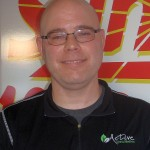 Scott Corkin of ACTIVE Physical Therapy.